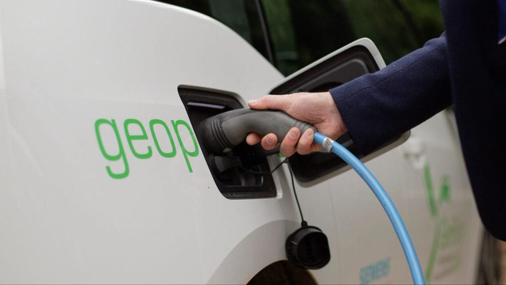 UK Start-Up Has Zero Emissions Solution For Electric Vehicle Charging