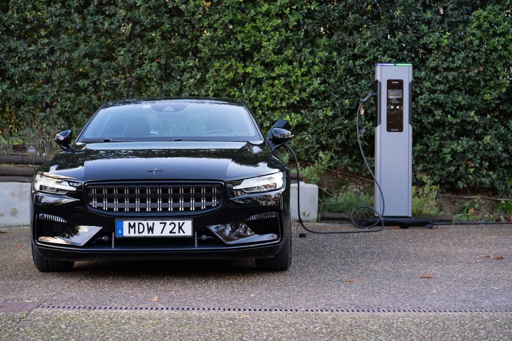 GeoPura and Siemens Power Polestar Test Drive With Renewable Energy