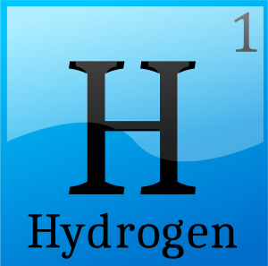 Hydrogen on periodic table
