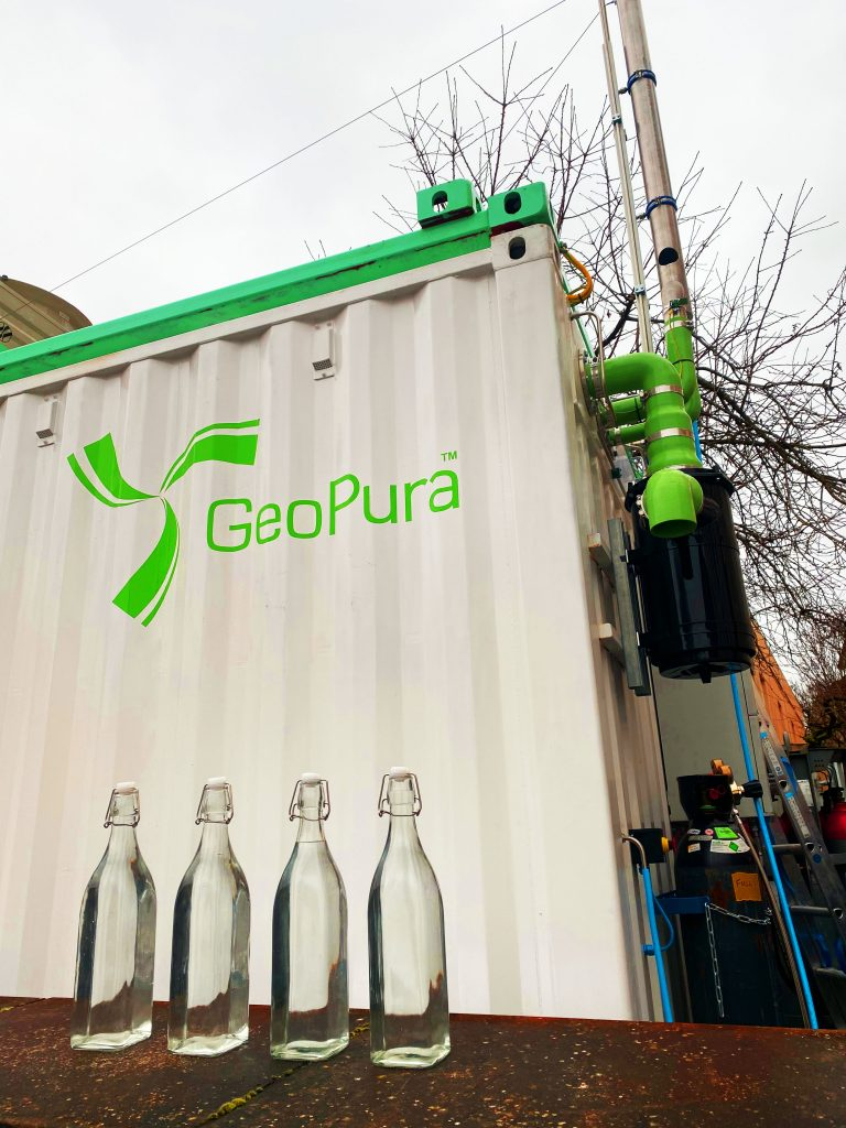 Getting to Know the GeoPura™ Hydrogen Power Unit