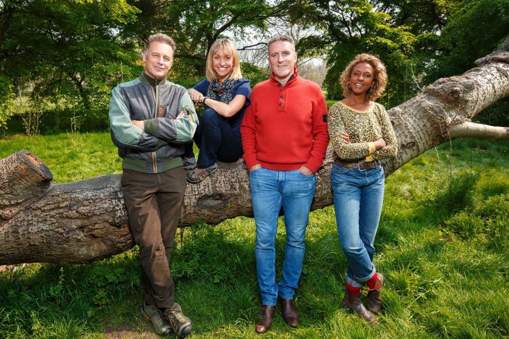 BBC Studios Natural History Unit once again makes TV history with clean energy